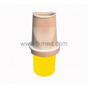 Carton de 250 filtres antibactériens pour la spirométrie