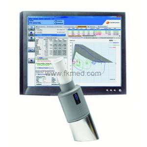 Spiromètre 100% informatisé USB avec logiciel SPCS et sa clé de sécurité USB