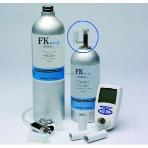 Manomètre pour calibration CO